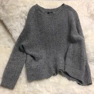 Urban Outfitters BDG Gray Wool Sweater